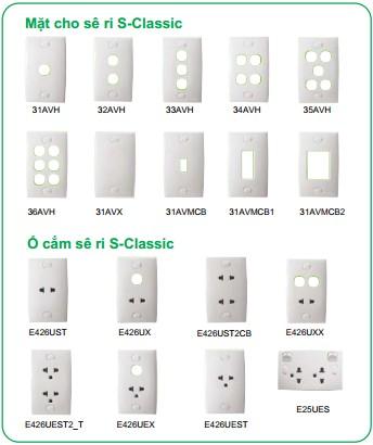 Series S-Classic