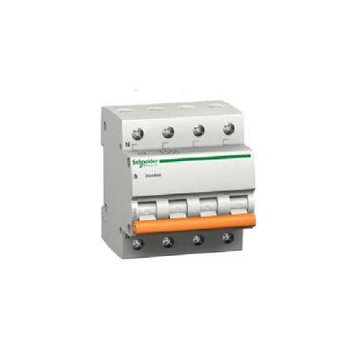 Domae MCB 4P DOM11606 4,5kA 63A