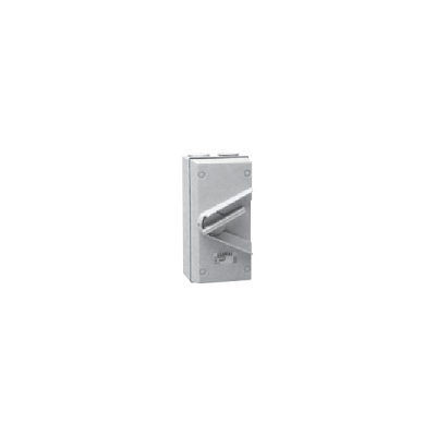 Cầu dao chống thấm Schneider WHT63_GY