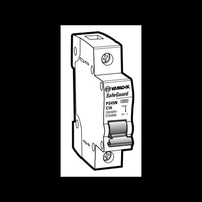 Cầu dao tự động MCB PS45N/C1016