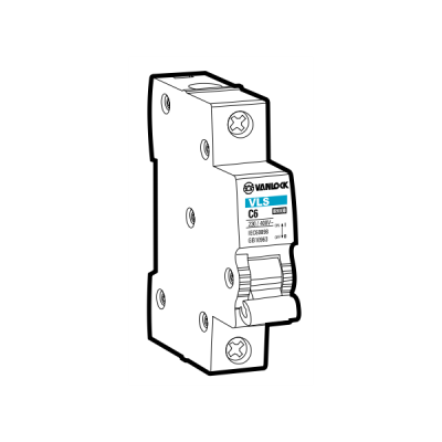Cầu dao tự động MCB VLS1/C1050