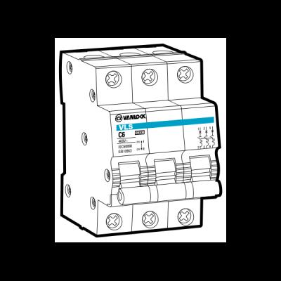 Cầu dao tự động MCB VLS1/C3006