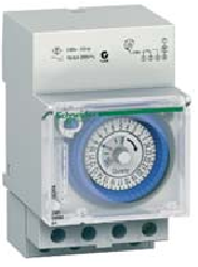 TIME SWITCH - IH/IHP, IC - ARGUS CDM