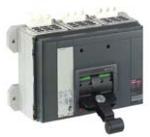 Compact NS 630A to 3200A hoạt động bằng tay và bằng điện