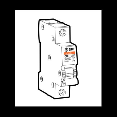 Cầu dao tự động MCB SC108N/C1010