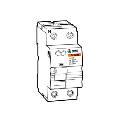 Cầu dao chống dòng rò RCCB SL68N/2025/030