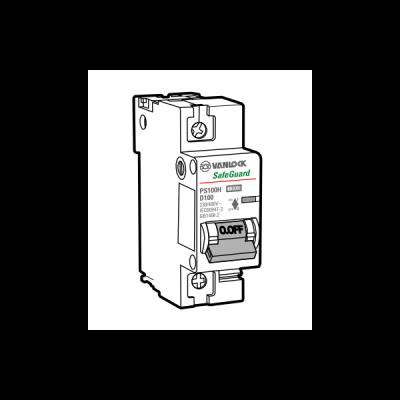 Cầu dao tự động MCB PS100H/1/D80