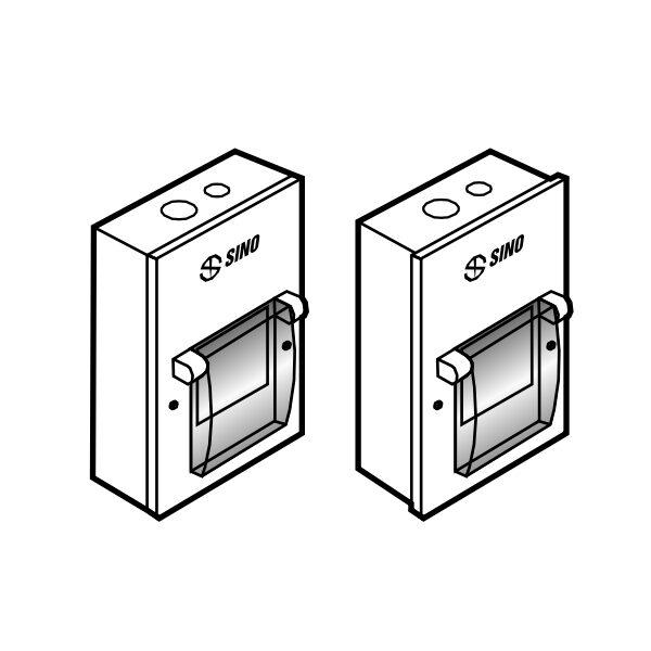 Tủ điện vỏ kim loại EM4PS
