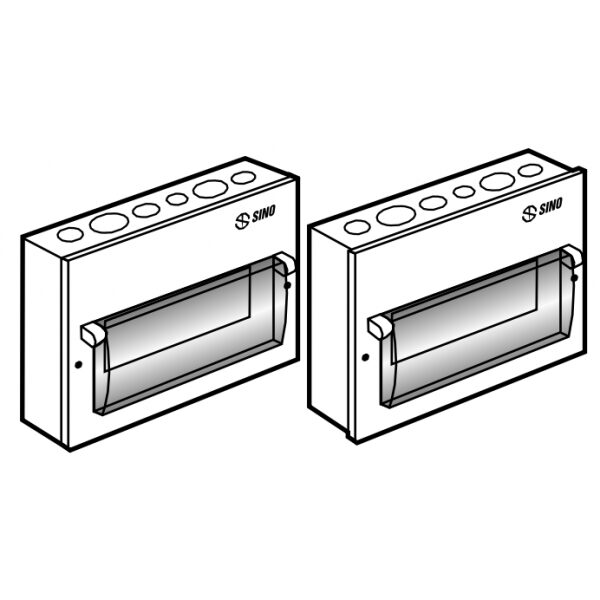 Tủ điện vỏ kim loại EM9PL