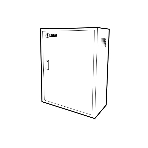 Tủ điện vỏ kim loại CKE1+1
