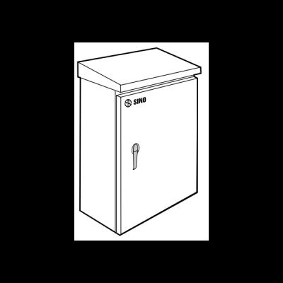 Tủ điện vỏ kim loại chống thấm CK3