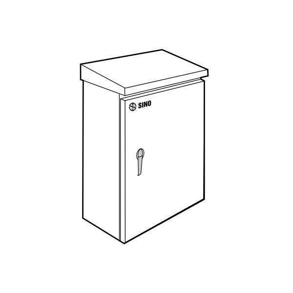 Tủ điện vỏ kim loại chống thấm CK8+1