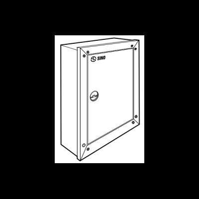 Tủ điện vỏ kim loại CKR8+1