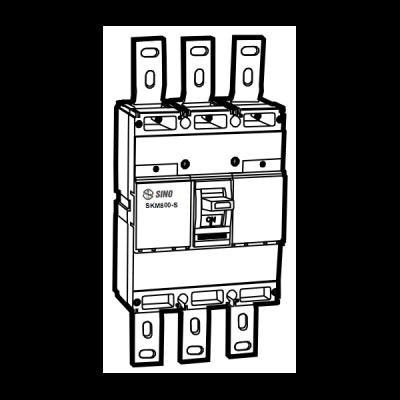 Cầu dao chống dòng rò SKM800/S4500