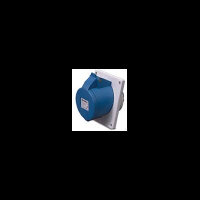 Ổ cắm âm dạng nghiêng IP44 J413-6
