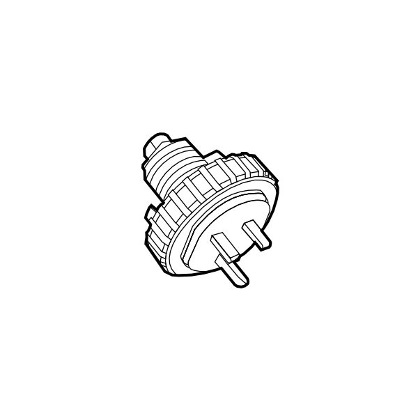 Phích cắm chống thấm 1 pha 56P332