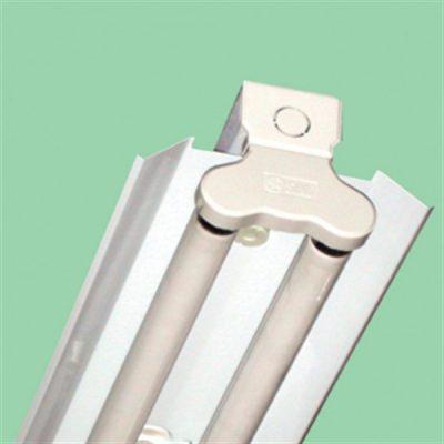 Bộ đèn huỳnh quang có phản quang hắt thẳng SSC 2036