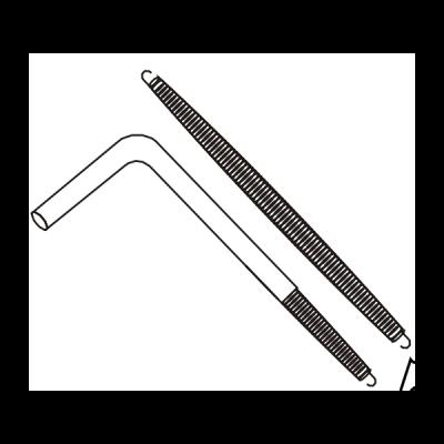 Lò xo uốn ống LSV25