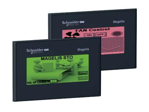 Magelis STO and STU