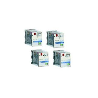 Miniature relay RXM4GB2JD
