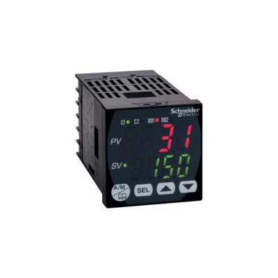 Zelio Temperature Controller REG48PUN1RLU