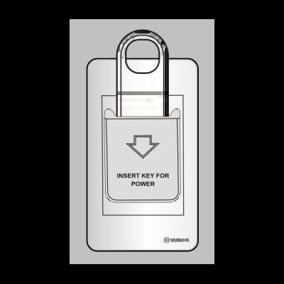 Bộ chìa khóa ngắt điện 20A SCKT+SKTB