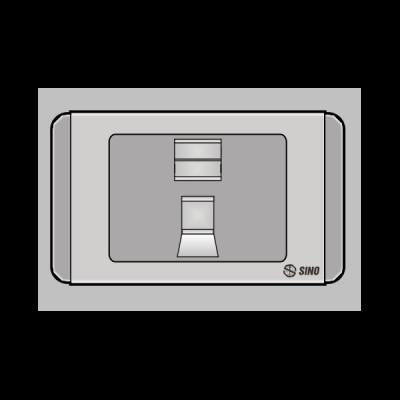 Ổ cắm máy tính 8 dây S68G31RJ5E