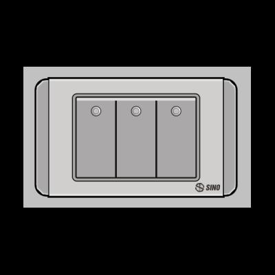 Công tắc ba 2 chiều S68DGM3