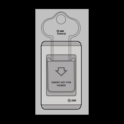 Bộ chìa khóa ngắt điện S68GKT+SKTB