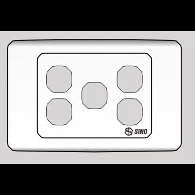 Mặt 5 lỗ Sino S95/X