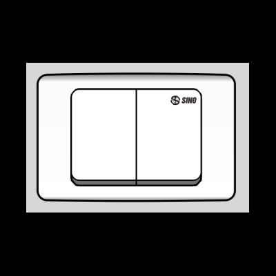 Công tắc đôi 2 chiều S92/2D