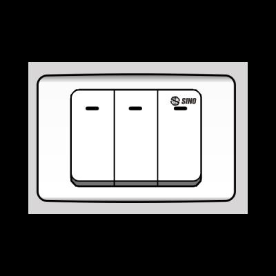 Công tắc ba 1 chiều S93/1ND