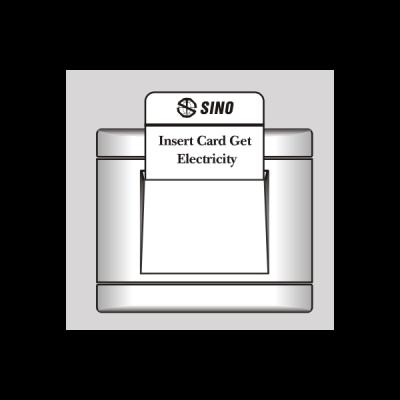 Công tắc dùng thẻ từ 16A S501
