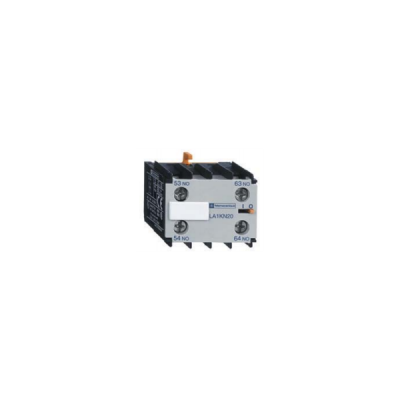 Auxiliary contact block LA1KN31