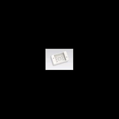Hộp nổi đơn ( Dùng cho loại mặt có thiết kế bo tròn) FN101RW