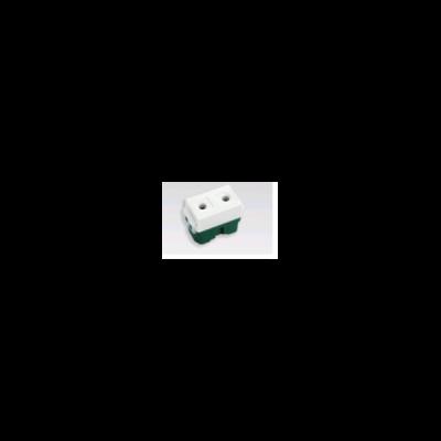 Ổ cắm đơn( Dùng cho phích cắm tròn) WEG1090