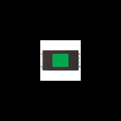 Đèn báo xanh ZENCELO A, màu đồng.