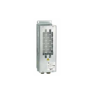 Điện trở hãm có vỏ bảo vệ (IP20 hay IP23).