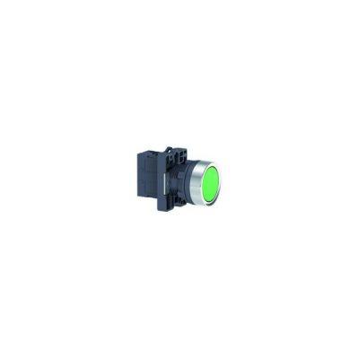 Nút nhấn có đèn báo Ø 22 Schneider XA2EW33B1