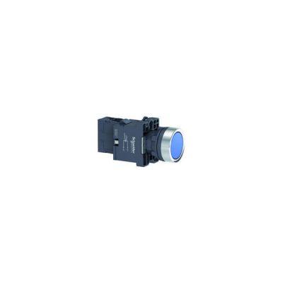 Nút nhấn có đèn báo Ø 22 Schneider XA2EW36B1