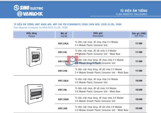 Catalog Sino 2018 4_TUDIEN 22.10.18