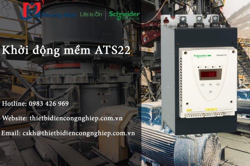 Khởi động mềm ATS22